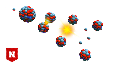 Could the material answer to Gas-X improve nuclear reactors?