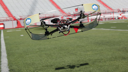 'Sunday Scientist' to feature flying robots