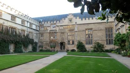 Nebraska at Oxford program marks 27th year