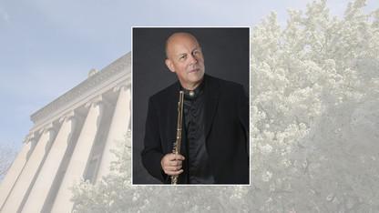 Swedish flutist featured in Oct. 15 recital