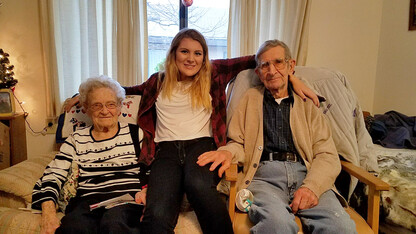 Student hosts blood drive in honor of great-grandparents