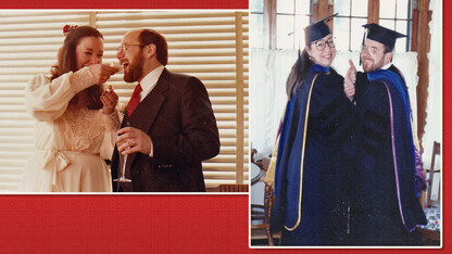 Communication study: 37-year marriage the tale of a 'pair o' docs'