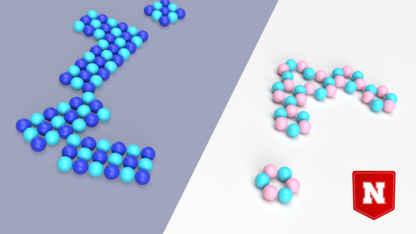Pinch the salt: Dissolved salt can reassemble at nanoscale, simulations say