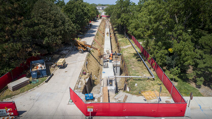 Full steam ahead: Tunnel replacement nears completion