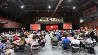 Service Awards recognize nearly 1,000 Husker employees
