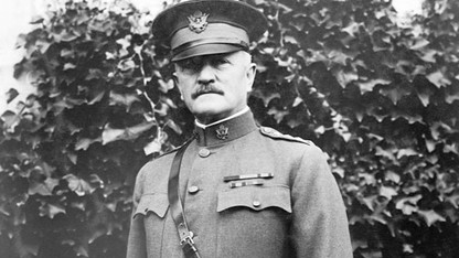 Acclaimed historian to discuss Pershing's World War I leadership
