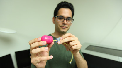 Soft robotic could ease complications, cost of colonoscopy