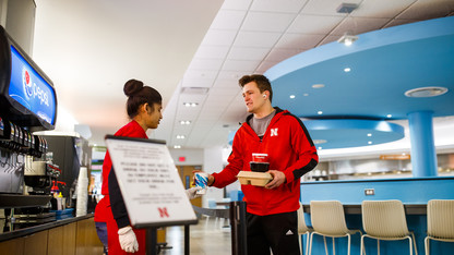 Dining centers continue to support on-campus students