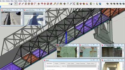 3-D model may help manage U.S. bridge repairs