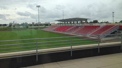 Huskers name new tennis center, soccer complex