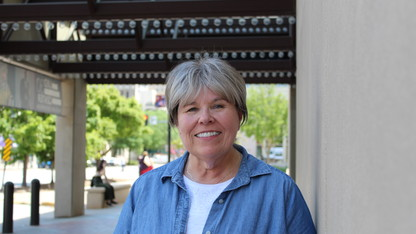 Tintera reflects on 23 years of thespian volunteering