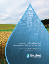 Water for Food Institute releases 2014 conference proceedings