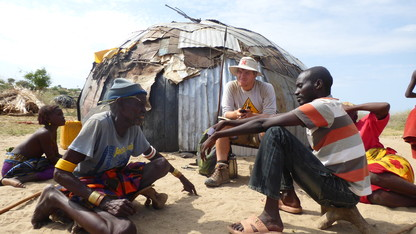 Husker spends summer with 5,000-year-old tribe in Africa
