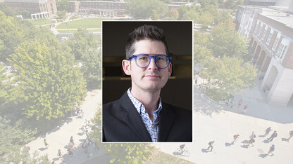 Visiting Artist lecture series continues with Nebraska alumnus