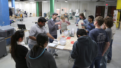 Cooper Foundation grant to expand Innovation Studio