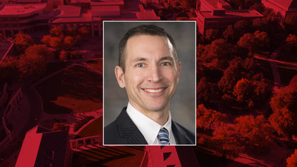 Kabourek named NU's vice president, chief financial officer