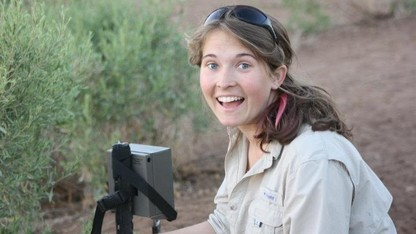 Student crowdsources funding for conservation project