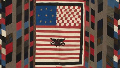 Exhibit uses textiles to explore Civil War stories