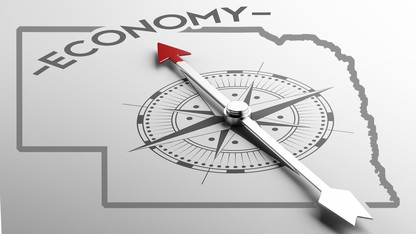 State economic indicator rises sharply