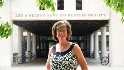 Lanham selected to lead Campus Recreation