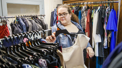 Lavender Closet provides clothing, support for students