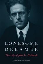 New Books: Anderson writes biography on John G. Neihardt