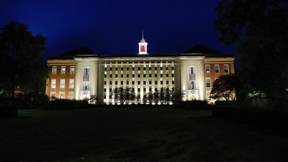 Annual campus safety walk is April 27