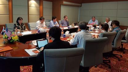 Nebraska formalizes link with Thailand university
