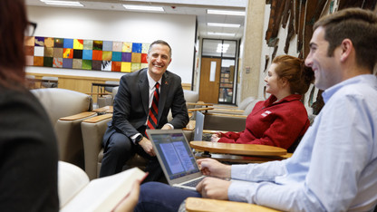 Nebraska taps Moberly as dean of College of Law