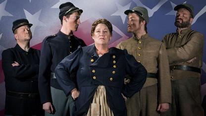 Nebraska Repertory Theatre presents 'Mother Courage'