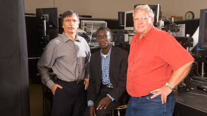 UNL team works to create better energy transfer in space