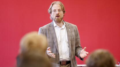 Center plans bold approach in technology governance curriculum