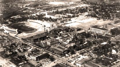Nebraska U in the Roaring '20s