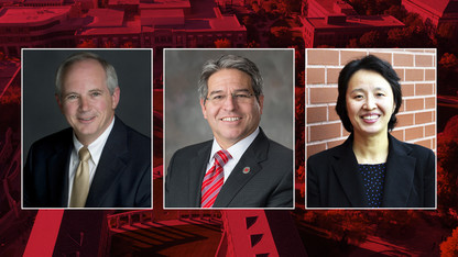 Engineering dean finalists named; open forums set