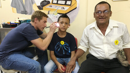 Huskers maintain audiology service in Nicaragua despite travel limitations