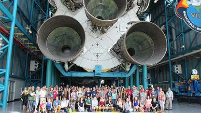 Program sends Nebraska educators to Kennedy Space Center