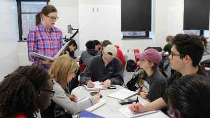 NSF grant to foster active learning in calculus classrooms