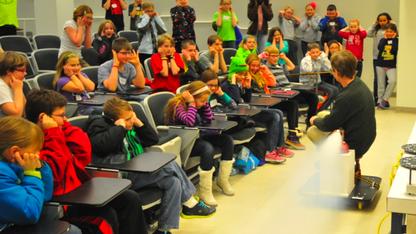 UNL, LPS program ignites interest in science