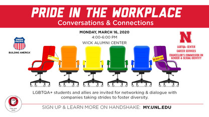 Event invites LGBTQA+ students, allies for networking, dialogue