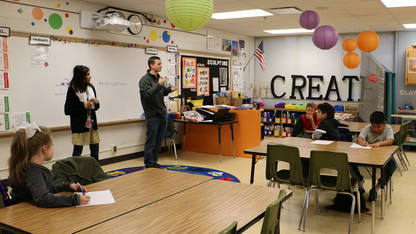 Honors students continue, expand reach of after-school program