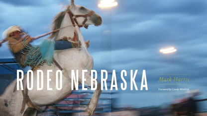 New Books: Harris uses camera to capture Nebraska rodeos