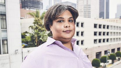 Roxane Gay honed her craft as a Husker