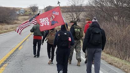 Veteran suicide awareness is focus of Husker-Hawkeye ruck