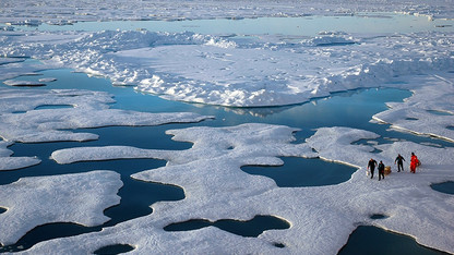 Arctic climate change's effects on Midwest to be explored
