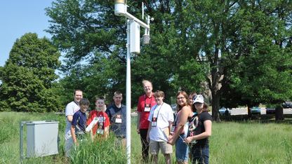 UNL weather camp joins national network