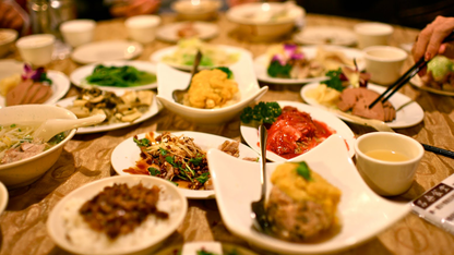 Chinese Food Festival is Sept. 28