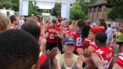 Husker road race to benefit pediatric brain cancer research