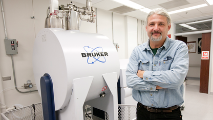 Adamec develops new plasma sampling technology