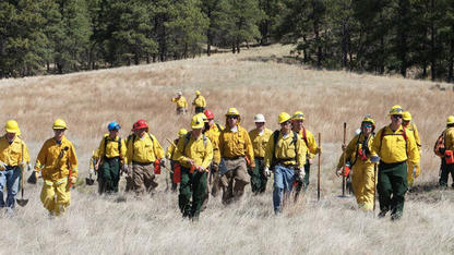Forest Service awards grants to rural fire departments