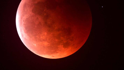 Observatory to feature 'blood moon' eclipse